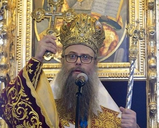 Metropolitan Nicholas of Plovdiv. Photo: The Information Department of the Ukrainian Orthodox Church