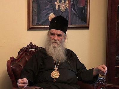 Митрополит Черногорский Амфилохий: Украинский Минкульт и меня запретит?