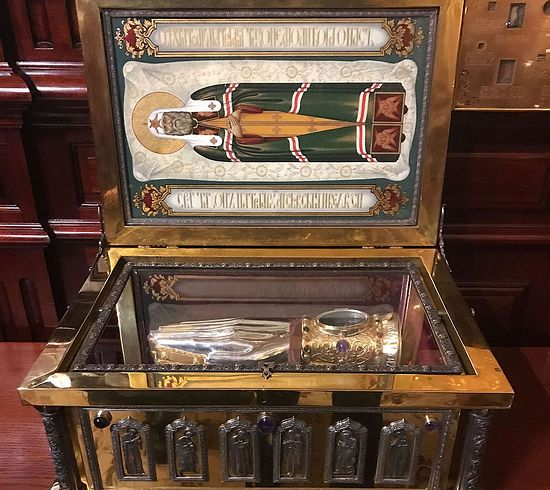 Photo: Official website of the Synod of Bishops of the Russian Orthodox Church Outside of Russia