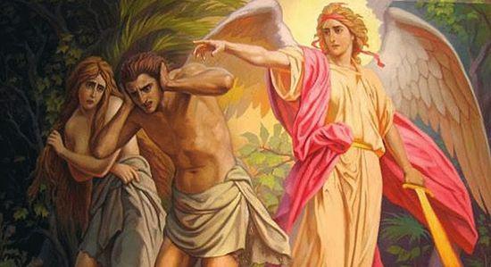 Воспоминание Адамова изгнания. Прощеное воскресенье