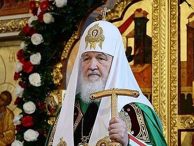 Патриарх Кирилл: Великий пост – время возвращения в рай