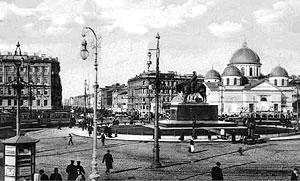С.-Петербург. Знаменская церковь. Фото 1900-х гг с сайта Санкт-Петербургской митрополии
