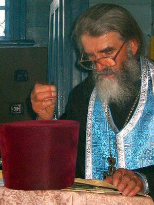 Протоиерей Анатолий Зубрий