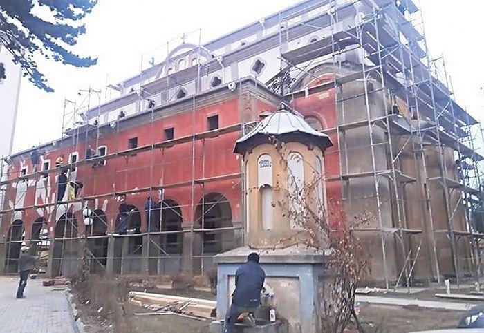 Црква у Гњилану (Фото: А. Арсић)