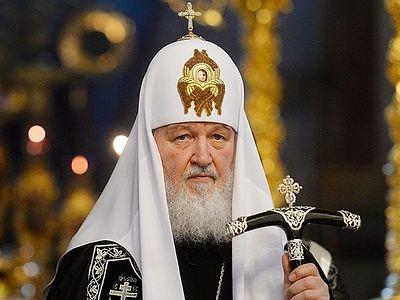 Патриарх Кирилл: Гордость — это апогей греха