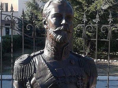 Наталья Поклонская рассказала о замироточившем бюсте Николая II в Крыму
