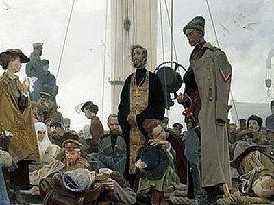 Новая встреча из цикла «Русское Зарубежье» посвящена великому исходу
