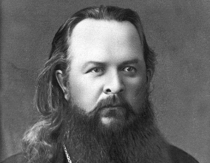 Священномученик Всеволод Потеминский. Фото из архива Николая Суханова