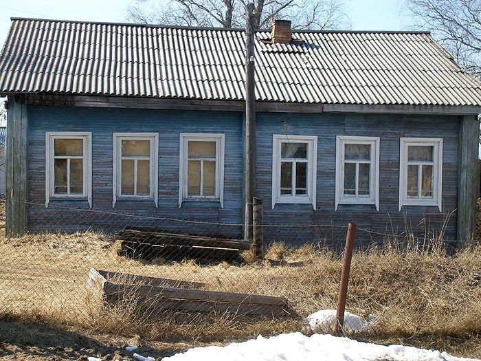 Дом священномученика Всеволода Потеминского в Семуково (ныне разрушен)