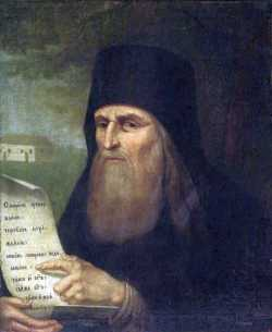 Abbot Nazarius of Valaam