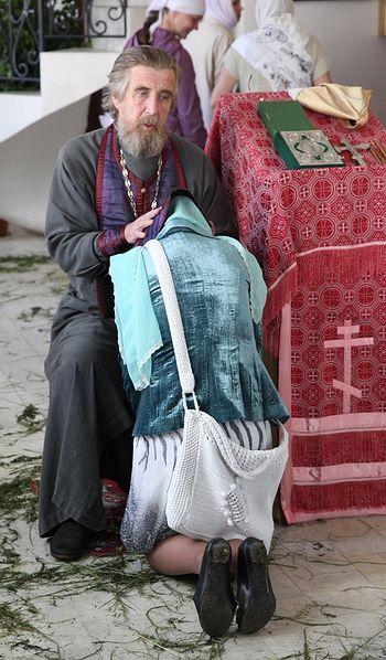 Протоиерей Георгий Втюрин. Фото: Валерий Кузьминых