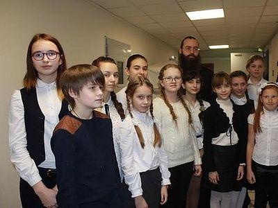 Фонд святителя Василия Великого запускает на телеканале «Царьград» цикл передач для детей «Воскресная школа»