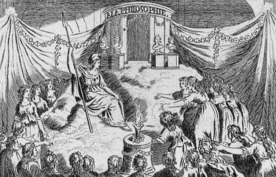 «Фестиваль Разума», Собор Парижской Богоматери, 20 брюмера 1793