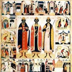 Три виленских мученика: Антоний, Иоанн и Евстафий