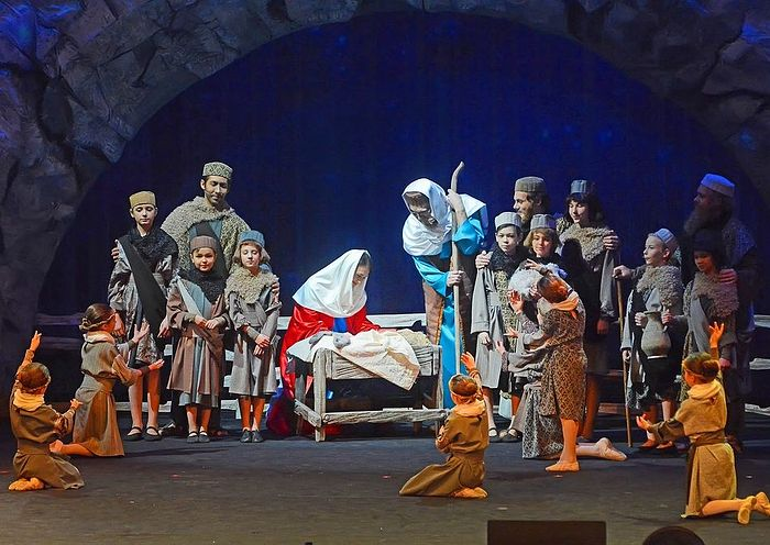 Опера «Рождество»