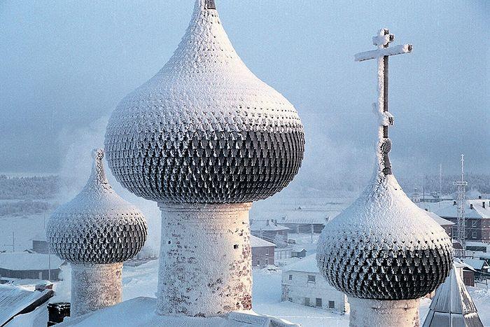 Соловецкие купола