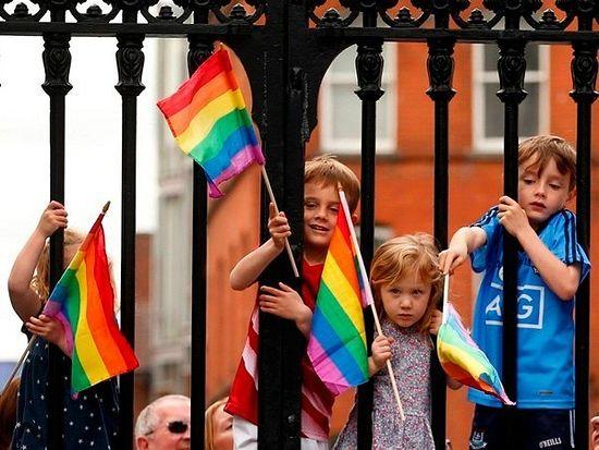 Разврат гомосексуалистов