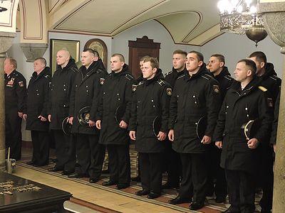 Севастополь отметил 25-летие перезахоронения прославленных русских адмиралов