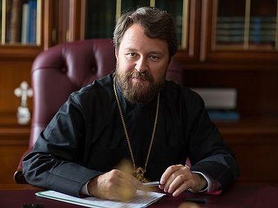 Митрополит Иларион: Создатели «групп смерти» должны нести уголовную ответственность