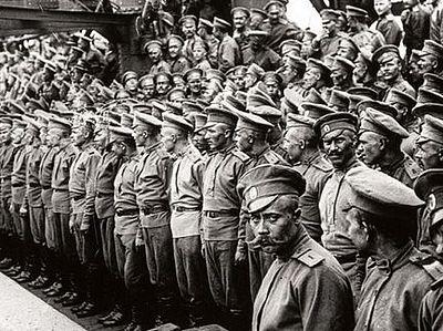 К столетию участия Русского экспедиционного корпуса в боях во Франции (1916–1918)