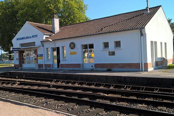 Железнодорожная станция Мурмелон-ле-Пти – начало маршрута