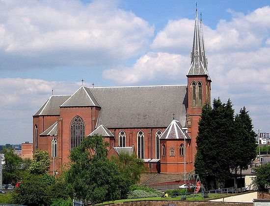 RC Cathedral of St. Chad in the City of Birmingham, West Midlands