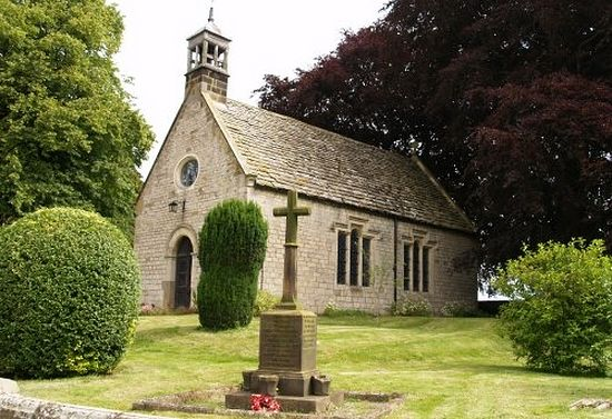 St. Chad's Church in Sproxton, North Yorkshire