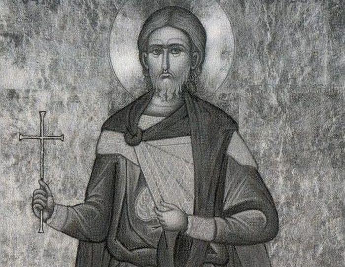 Святой первомученик Британии Албаний, патриций