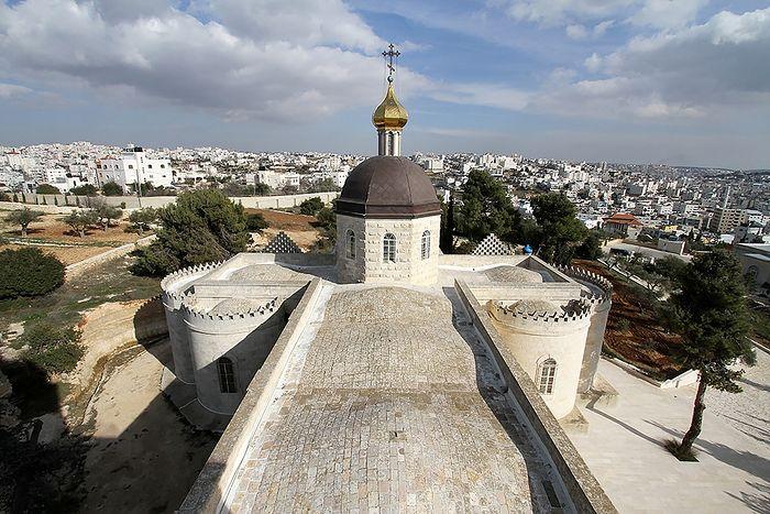 Храм-крест