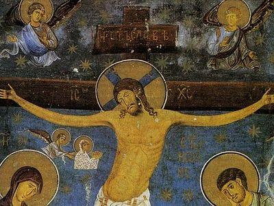Крест - оружие, сокрушающее смерть