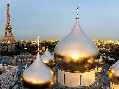 Православная миссия в Париже