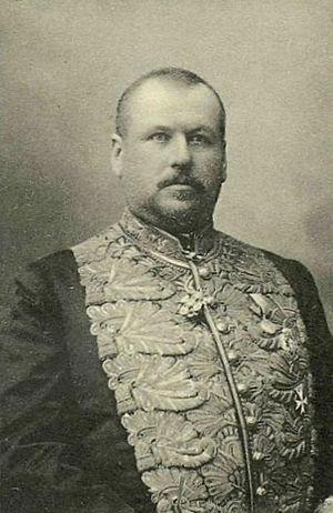 М.В. Родзянко