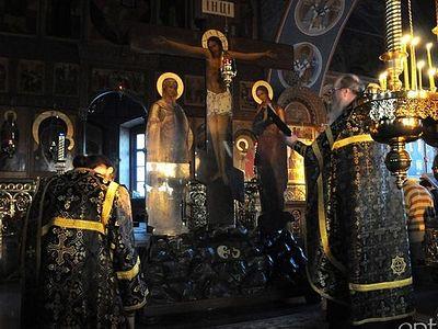 Крест – это охрана мира и уничтожение вражды