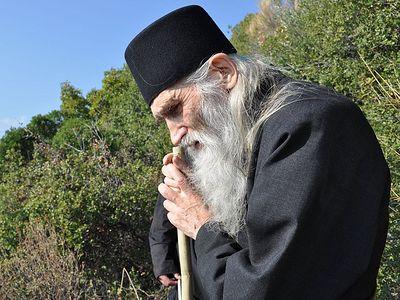 Жизнь и благословения старца Илия