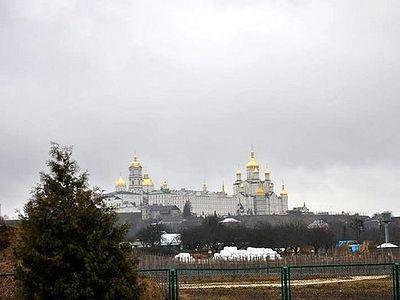 Великий пост в Почаевской Лавре
