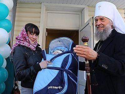 Церковный центр помощи молодым мамам открылся в Саранске