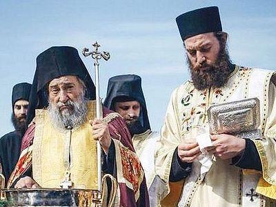 Игумен Дохиара Григорий: Власти Греции обирают страну, чтобы наполнить европейский котел
