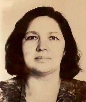 Людмила Константиновна Проханова