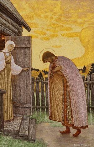 Раскаяние князя Петра Муромского