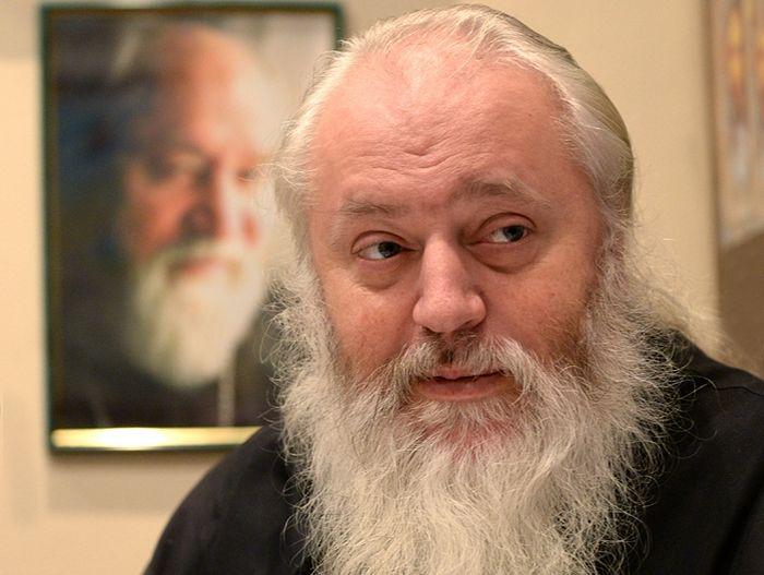 Протоиерей Сергий Филимонов