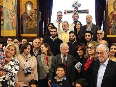 В Ливане прошло арабо-славянское богослужение