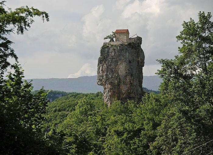 Кацхийский Столп, Имерети, Грузия