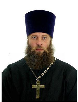 Протоиерей Димитрий Шмелев