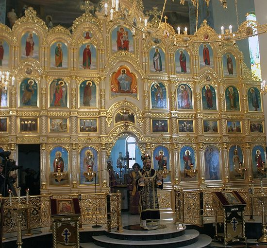 Photo: Moscow Patriarchate's Department of External Church Relations