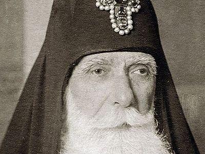 Каллистрат (Цинцадзе) – патриарх непростого времени