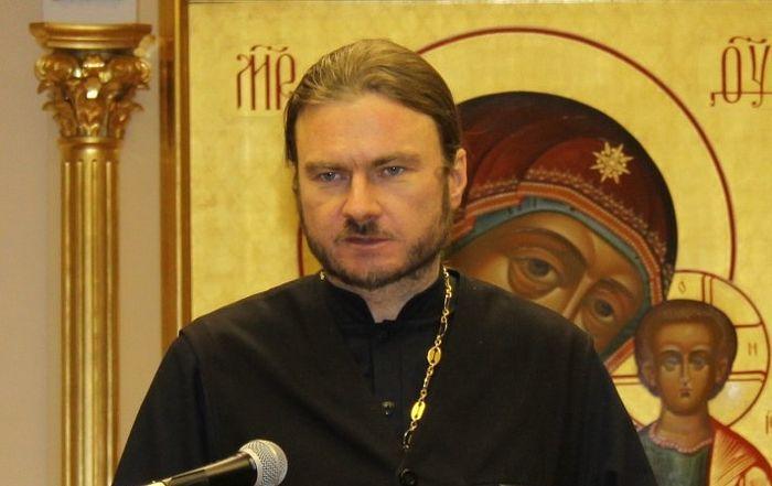 Priest Roman Vityuk.