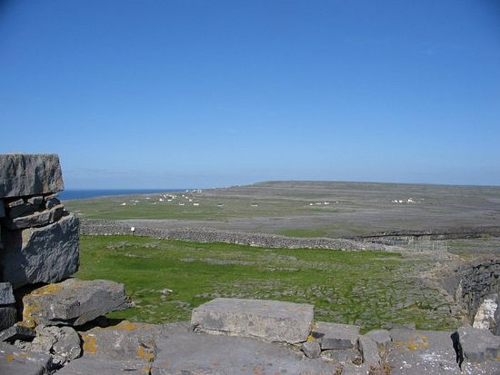 A view of Inishmore