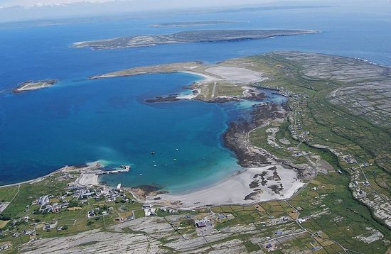 Aran Islands (source - From-ireland.net)