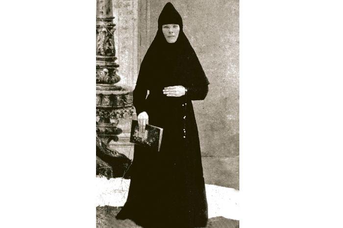 Монахиня Варвара Конкина
