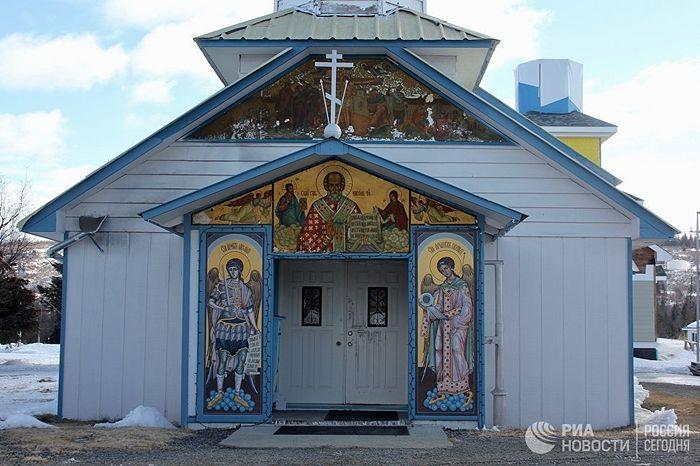 Окрестности города Николаевск, штат Аляска, фото: Sputnik/ Татьяна Лукьянова